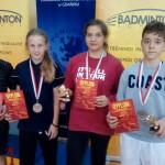 medalowa czwórka Sebastian, Karolina Weronika Paweł